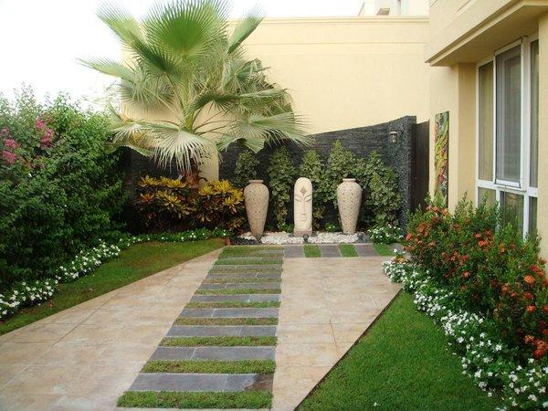 حديقة منزلية from www.mazaare.ae